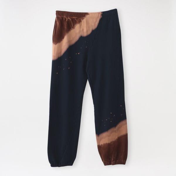 【NOMA t.d.】MEN パンツ Hand Dye Twist Pants CS 02