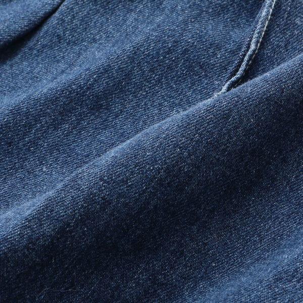 【FACTOTUM】MEN Organic Denim 2tack Trousers 1040239