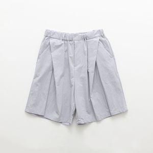【yoshiokubo GROUNDFLOOR】MEN パープルタックショーツ YKS19401
