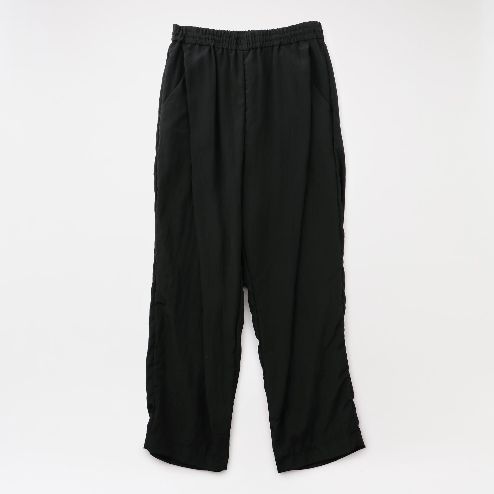 【yoshiokubo GROUNDFLOOR】MEN WIDE PANTS YKS20417