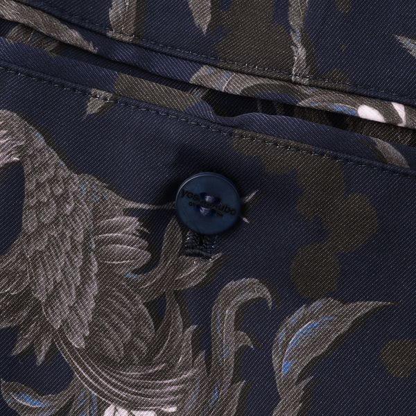 【yoshiokubo GROUNDFLOOR】MEN PHOENIX WIDE PANTS YKS21415