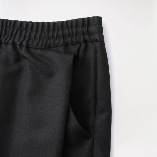 【yoshiokubo GROUNDFLOOR】MEN TWILL WIDE PANTS YKS21417