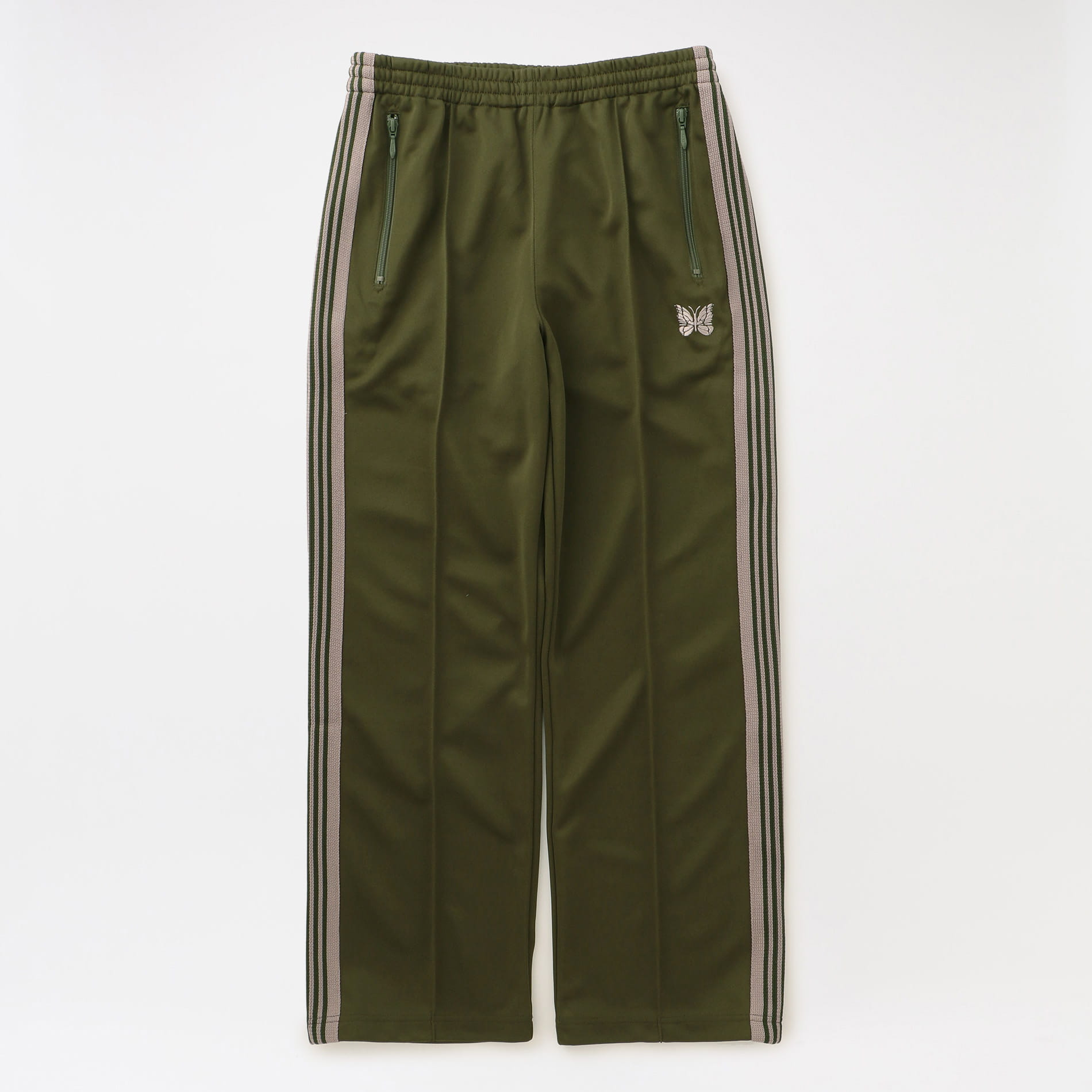 【Needles】MEN Track Pant - Poly Smooth HM226