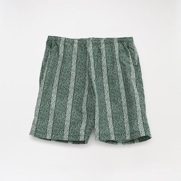 【Needles】MEN ショートパンツ W.U. Short - Nylon Tussore / Pt. IN074