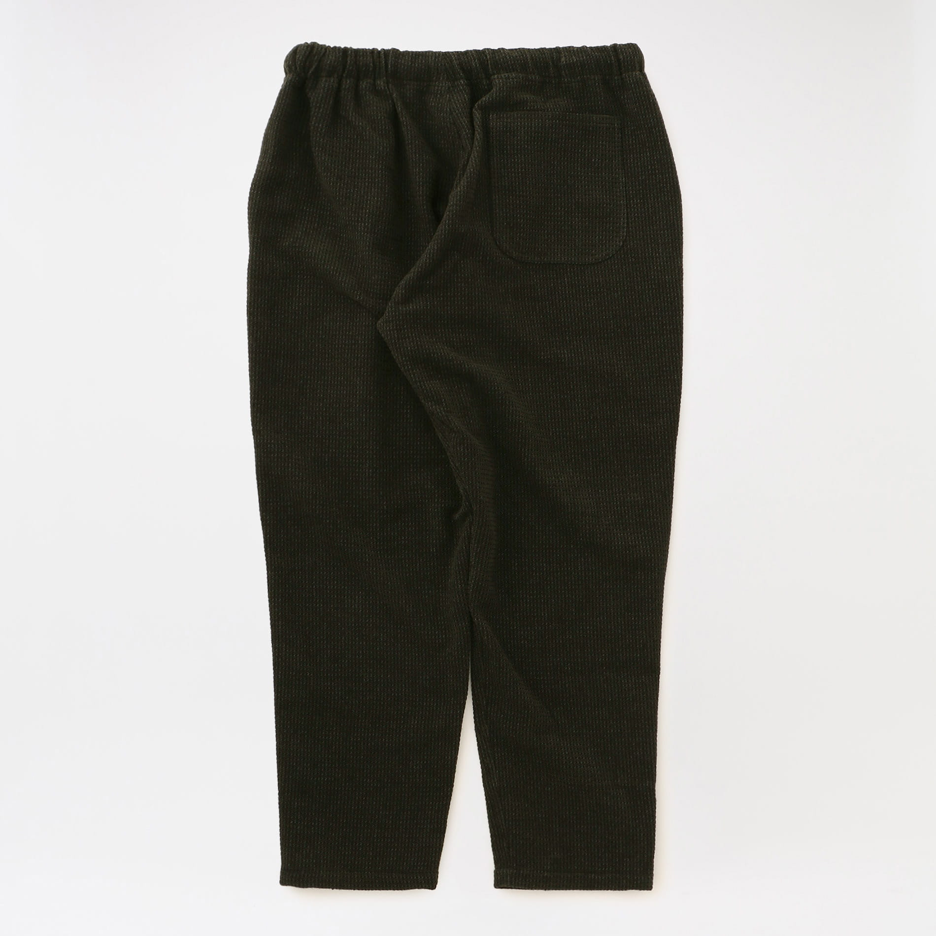 【South2 West8】MEN String Slack Pant - C/W Mole Cloth HM836