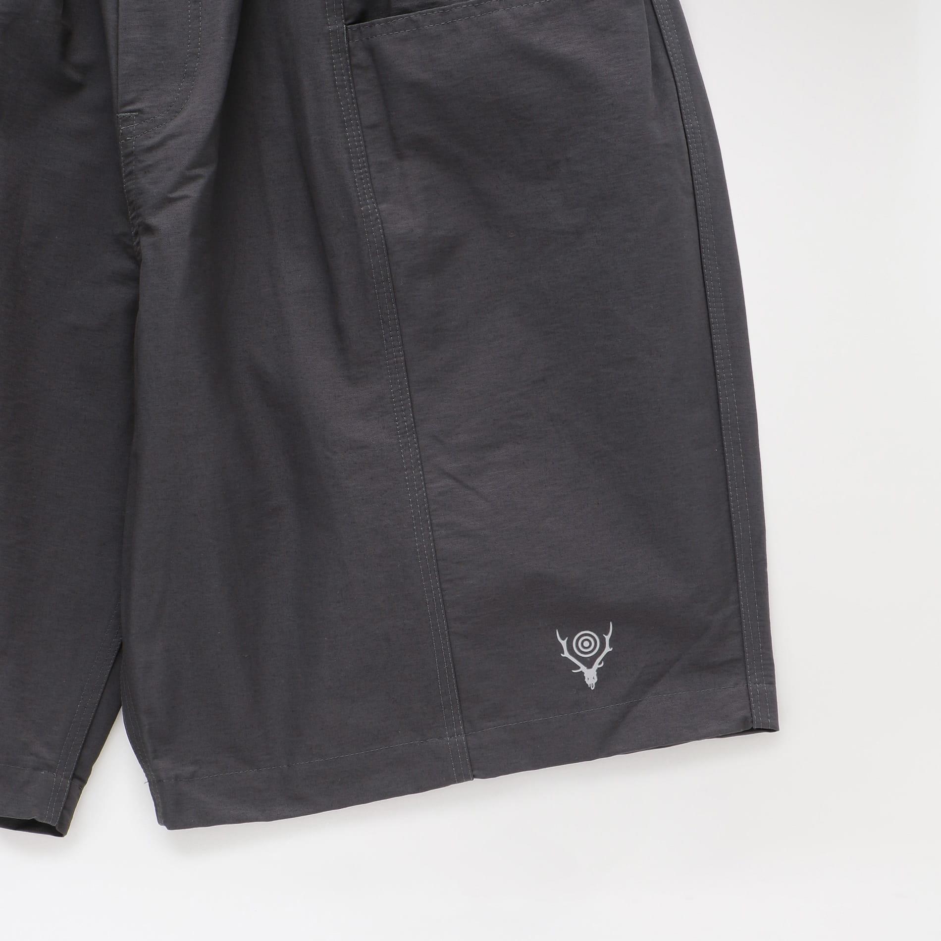 【South2 West8】MEN ショートパンツ Belted C.S. Short - C/N Grosgrain IN792