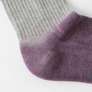 【Charcoal】MEN ソックス OC Panel Tye-Dye Socks 20-22-4-055
