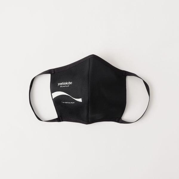 【yoshiokubo GROUNDFLOOR】MEN 別注 フェイスマスク+マスクコードセット