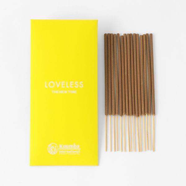 【LOVELESS×Kuumba】Incense -THE NEW TIME-