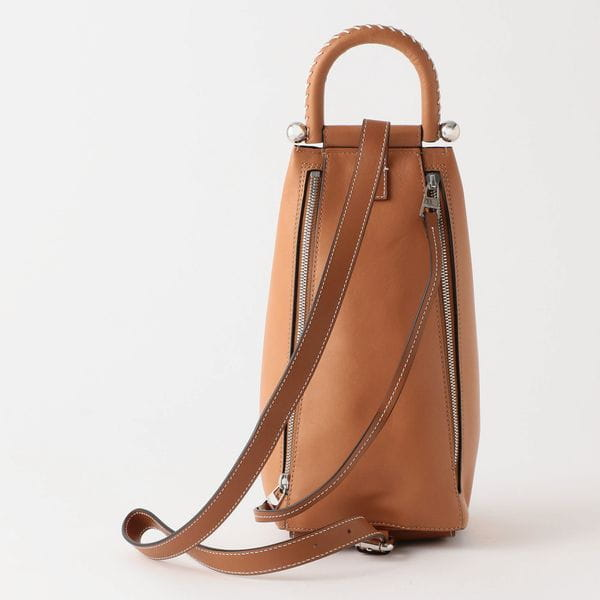 【JW ANDERSON】WOMEN バッグ FULL GRAIN COW LEATHER SMALL WEDGE BAG HB0242-LA0019