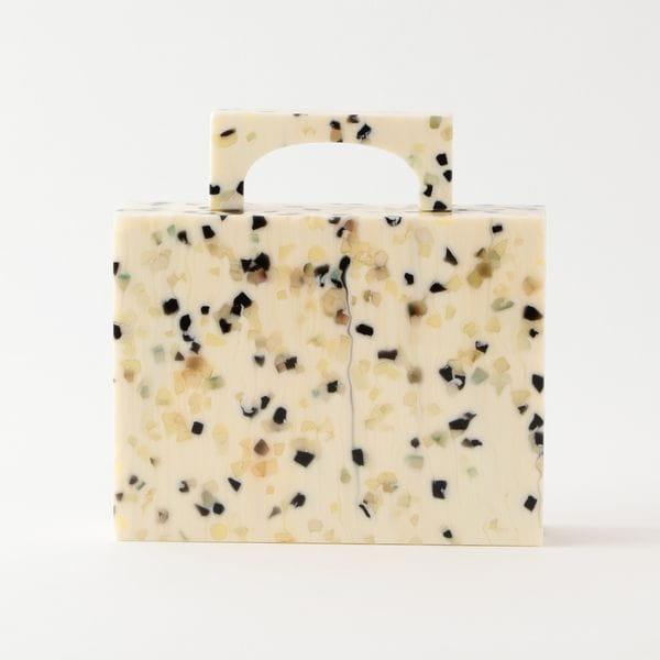 【RESPIRO】バッグ Alexa bag White AP001-00001