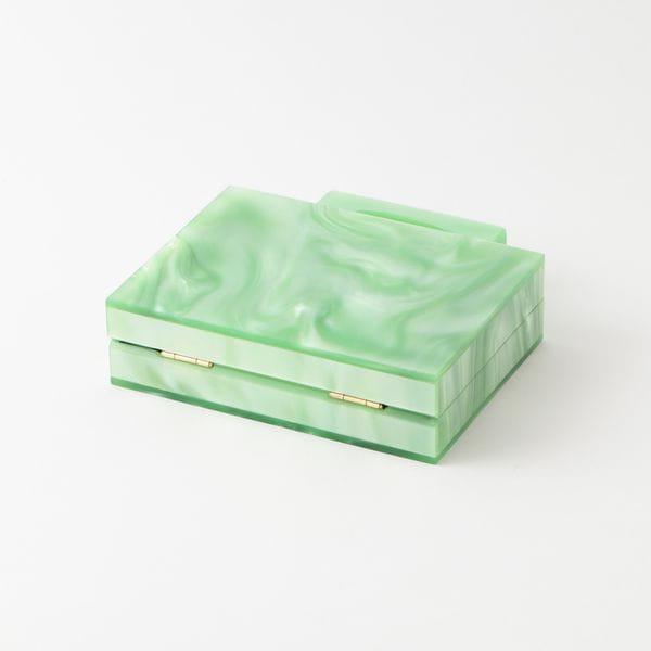 【RESPIRO】バッグ Alexa bag Green AP001-00005