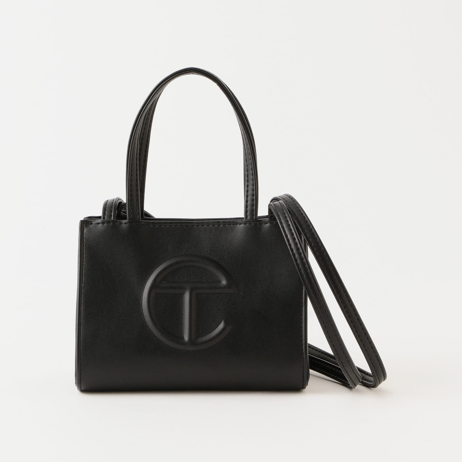 【otona MUSE掲載商品】【TELFAR】WOMEN SMALL SHOPPER TF012
