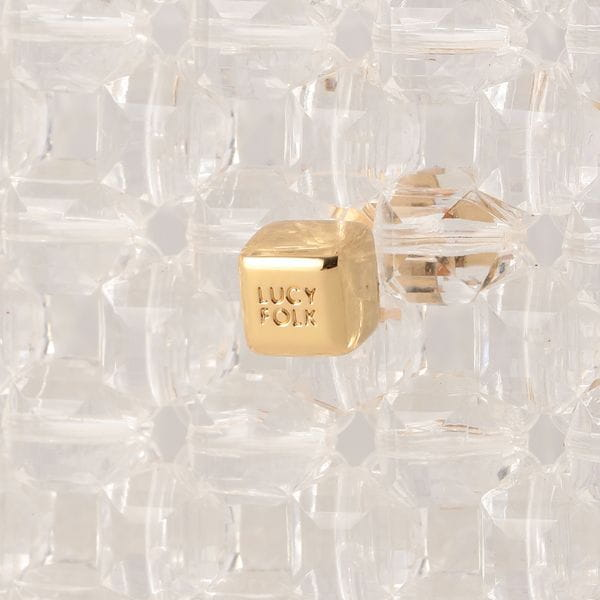 【otona MUSE掲載商品】【LUCY FOLK】WOMEN クラッチバッグ Realm ACCBAG-1006-000