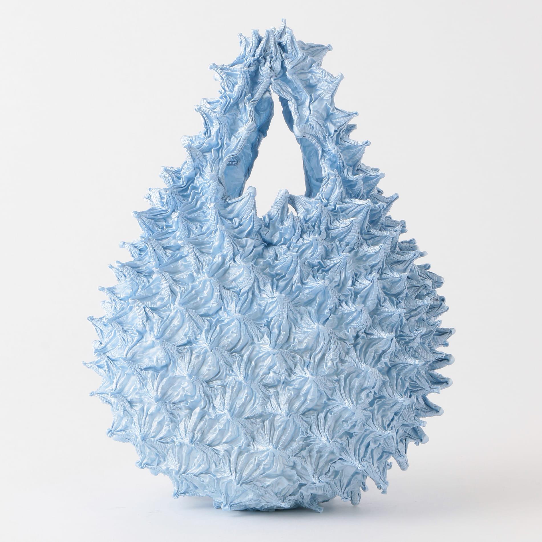 【BUNZABURO】WOMEN バッグ BAI SHIBORI PETIT BAG