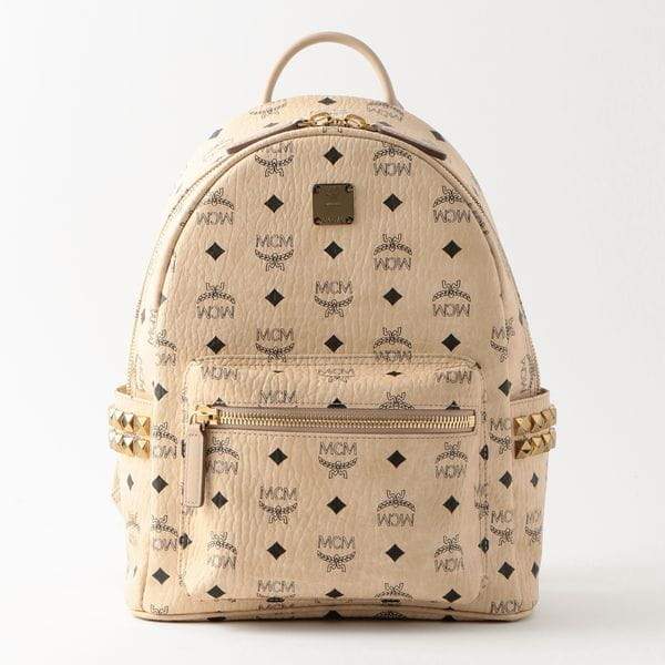 【MCM】バックパック-STARK BACKPACK SMALL- MMK6SVE37