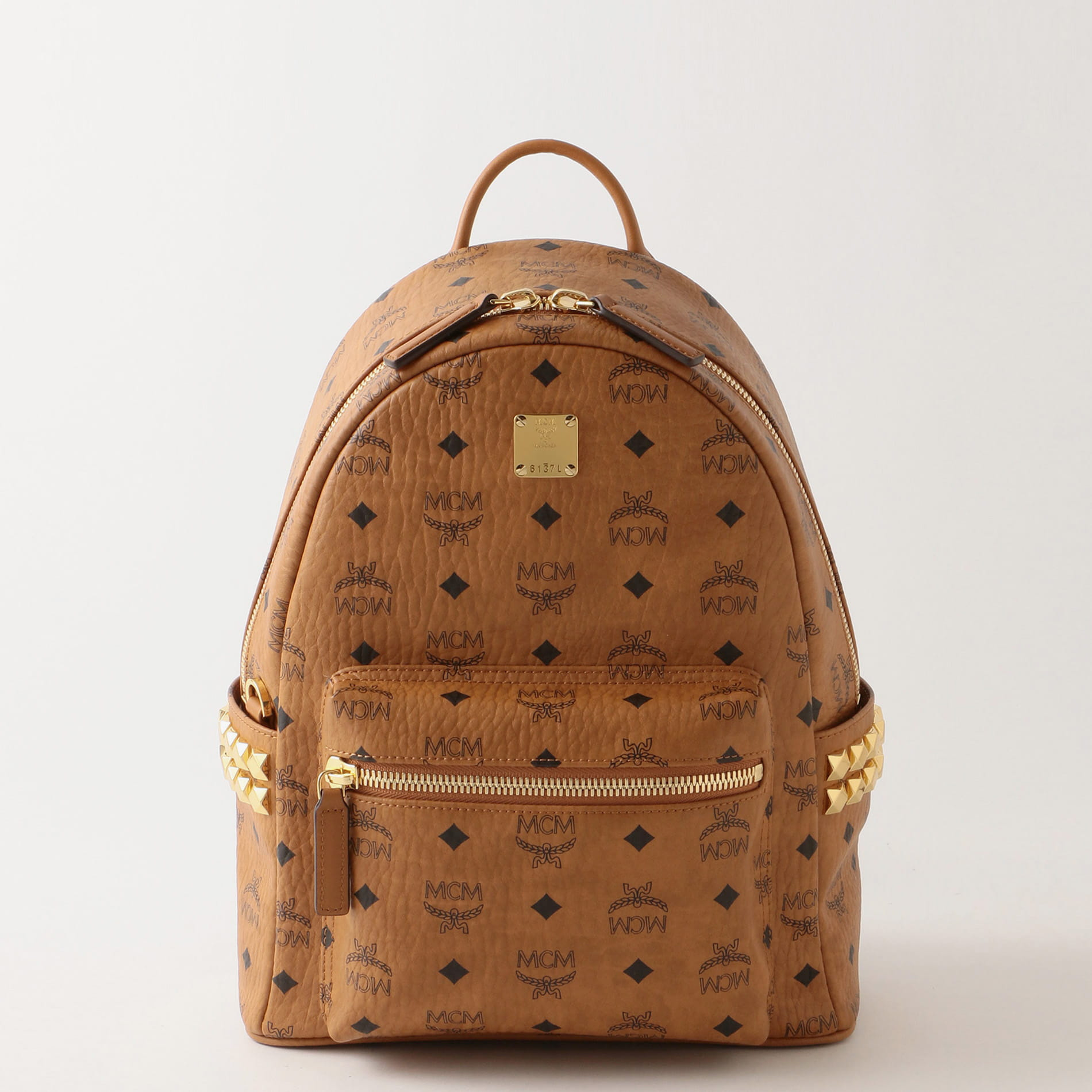 【MCM】WOMEN バックパック STARK BACKPACK 32 MMKAAVE15
