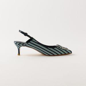 【TSURU by MARIKO OIKAWA】WOMEN パンプス Luisa heel:50mm WW-1205850