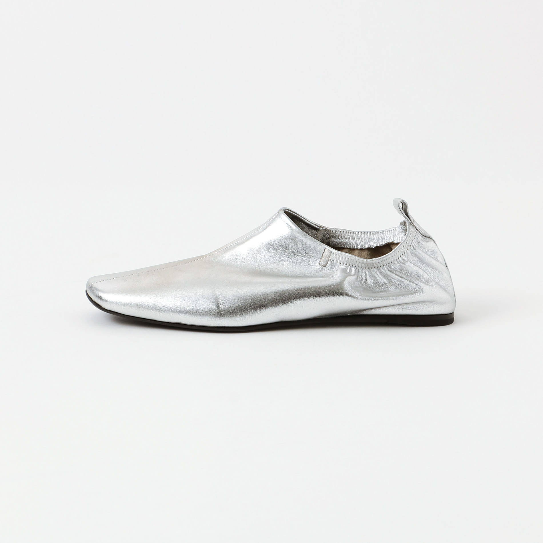 【DUBIE】WOMEN シューズ Soft napa leather 18AW2013 Tecno Flat