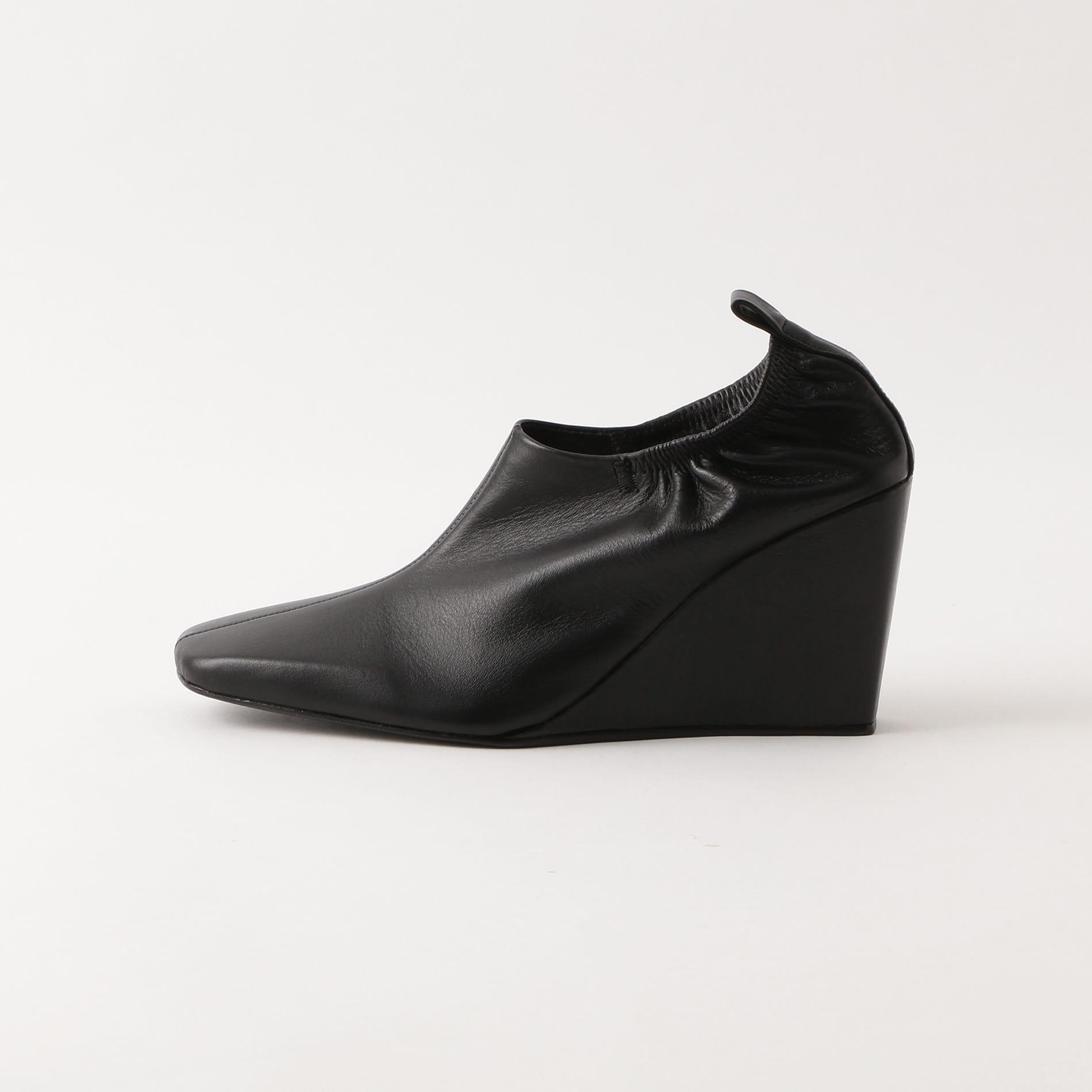 【DUBIE】WOMEN シューズ Soft napa leather Tecno High 18AW2011
