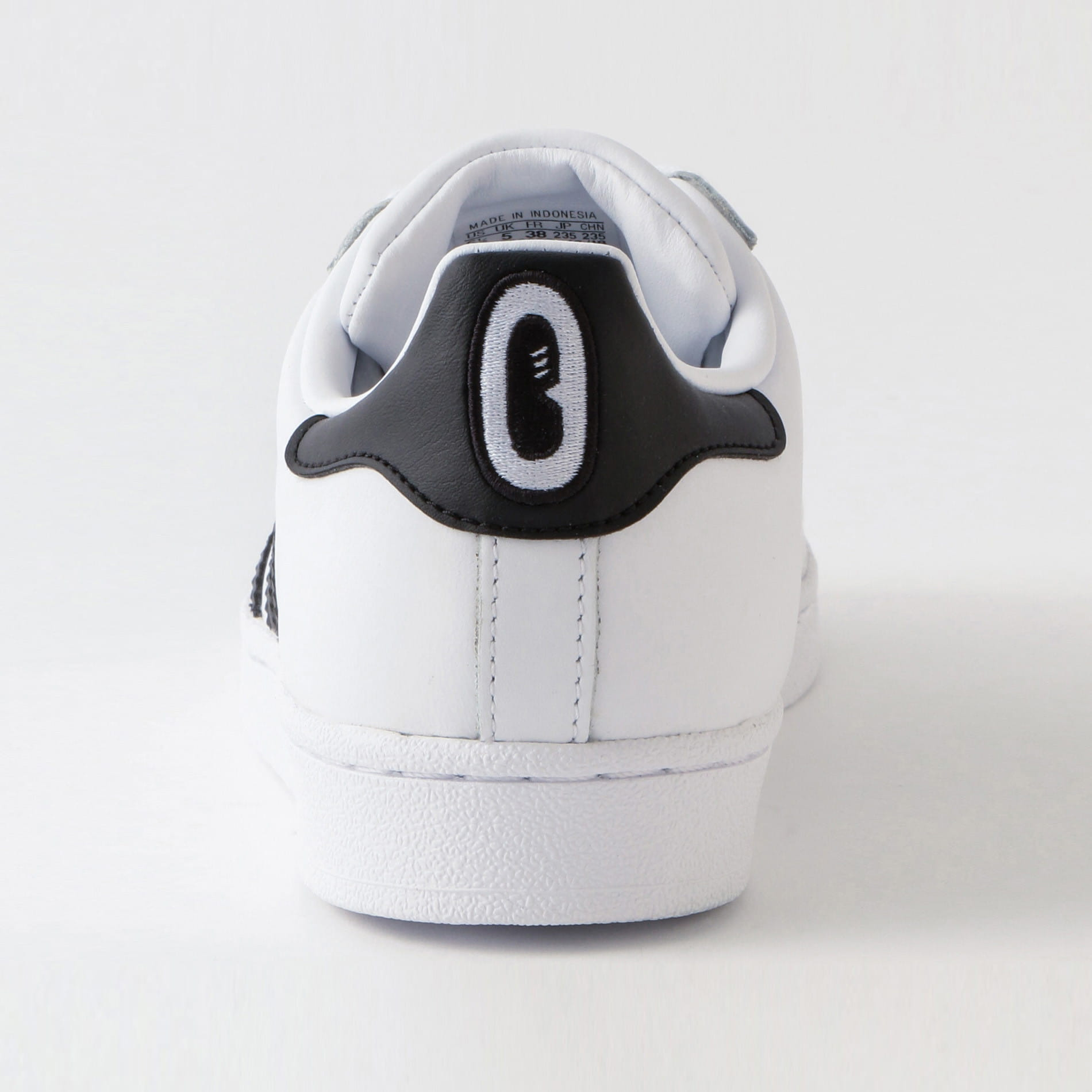 【adidas】WOMEN スーパースターW CM8414