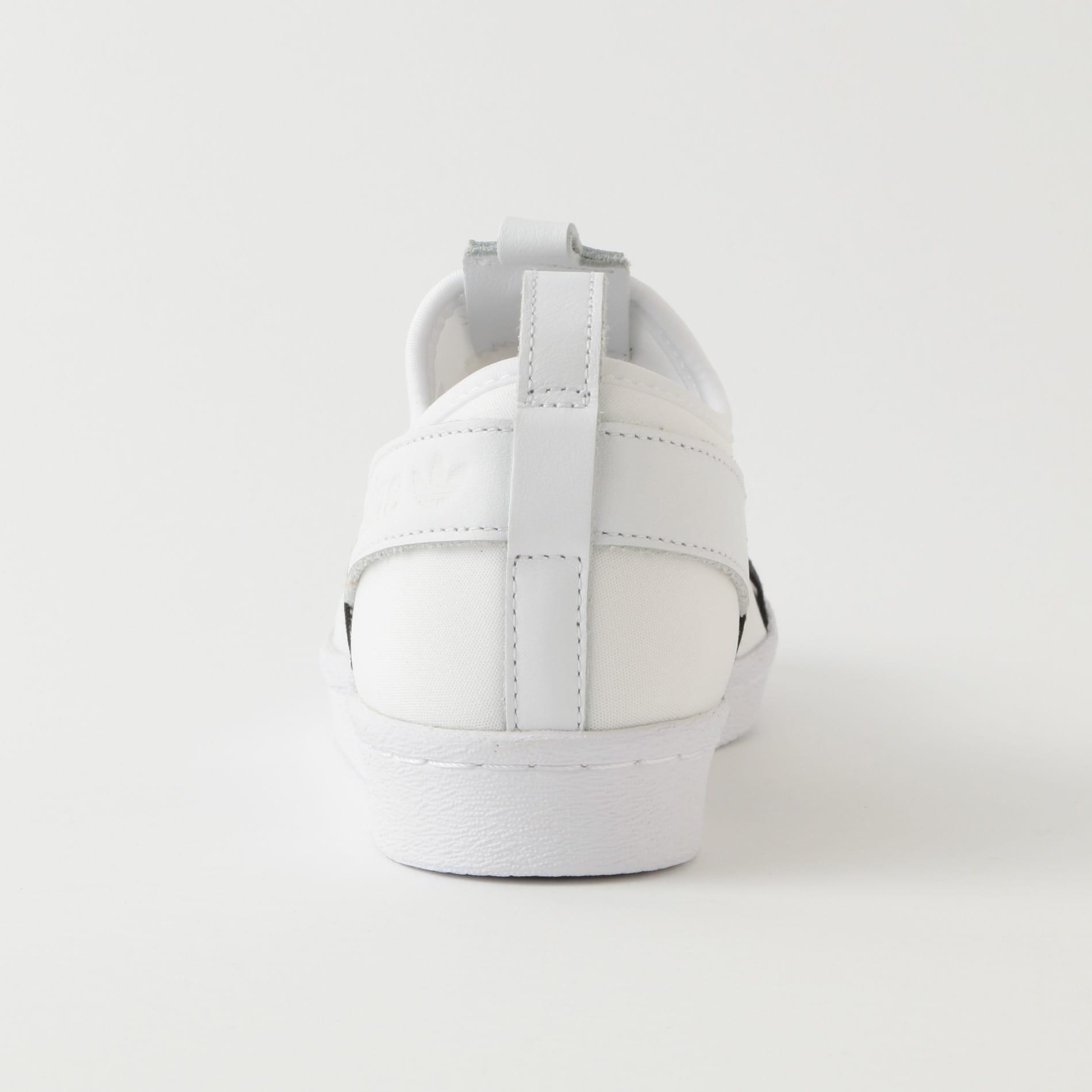 〈タイムセール〉【adidas】WOMEN SSスリッポン CG6013