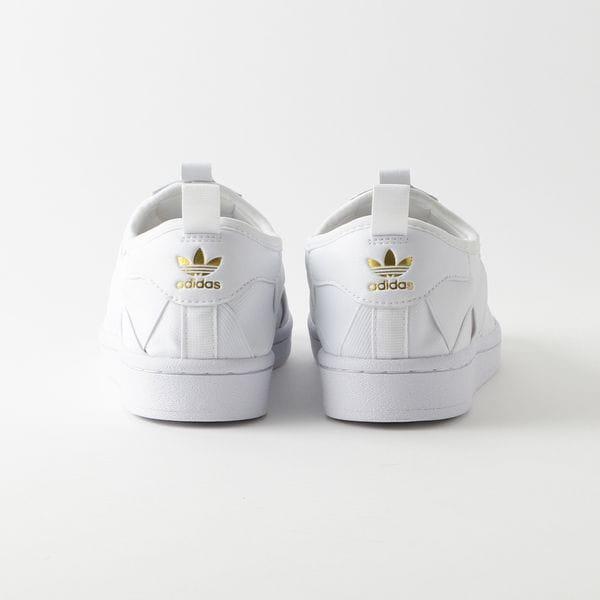 【adidas】WOMEN SUPERSTAR SLIP ON W FV3187 FV3186