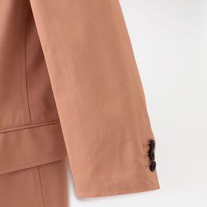 【NOMA t.d.】WOMEN Open Back Jacket JK04