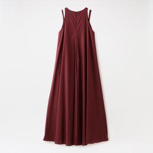 【SAYAKA DAVIS】WOMEN DOUBLE STRAP DRESS LDR40-LCO