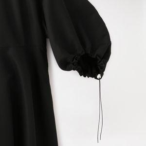 【YOHEI OHNO】WOMEN Shirring Sleeve Dress OH-20O-DR8