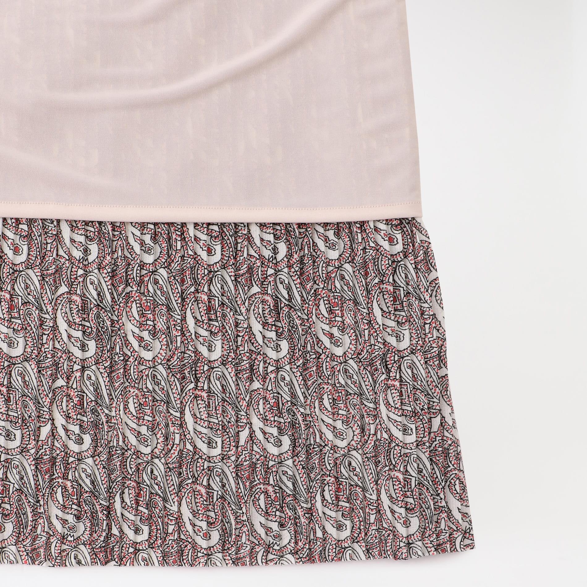 【NOMA t.d.】WOMEN Pleated Dress DR02