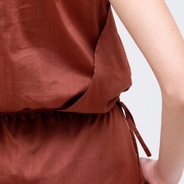 【AVIE】WOMEN 別注 MAXI DRESS 4200-010602