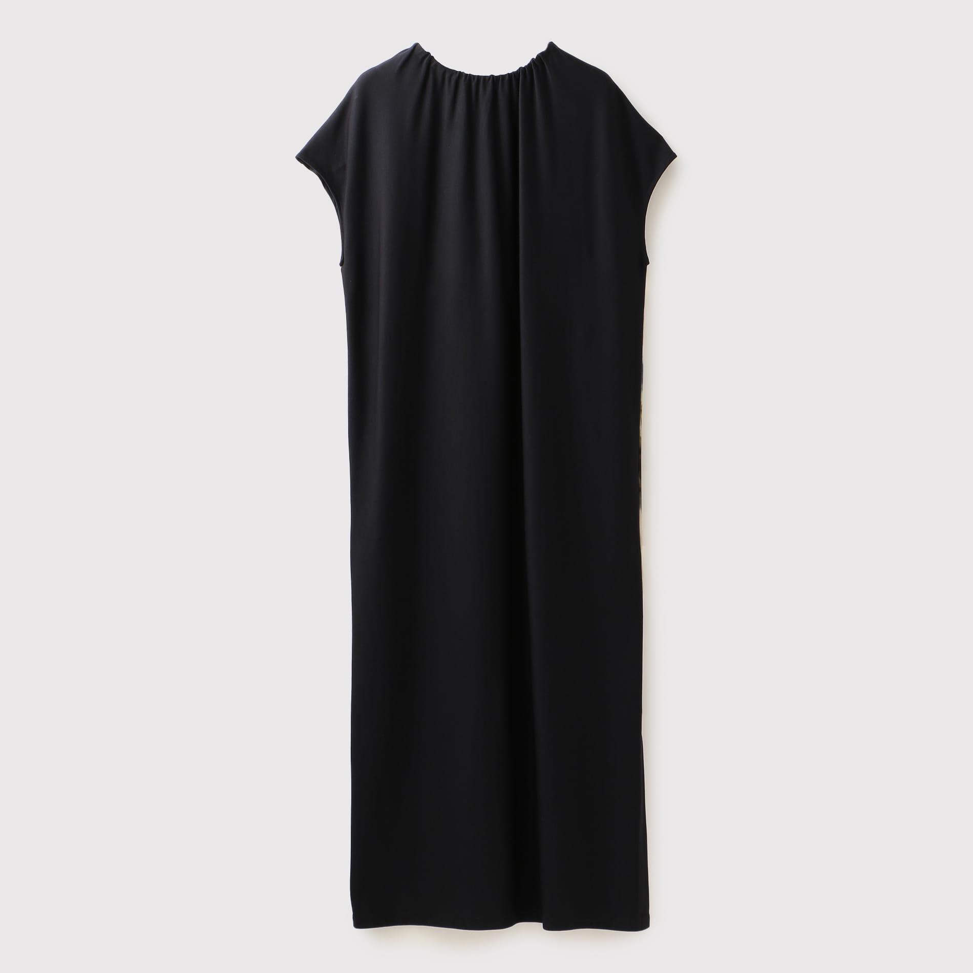 【muller of yoshiokubo】WOMEN フロントギャザードレス MLF19612-A