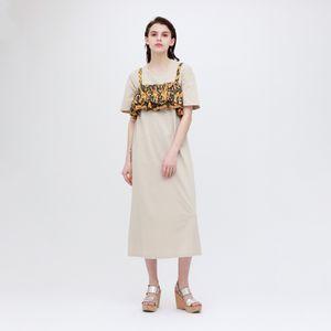 【muller of yoshiokubo】WOMEN 別注 Teedress & Savannaビスチェ