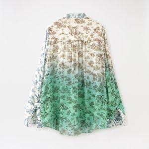 【SSHEENA】WOMEN シャツ CINZIA TS20017