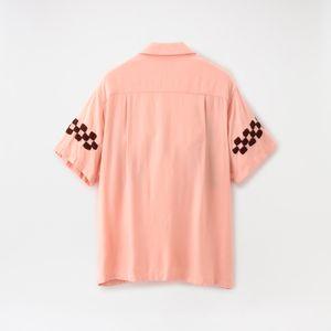 【NOMA t.d.】WOMEN Paisley Emb.Shirt EM01