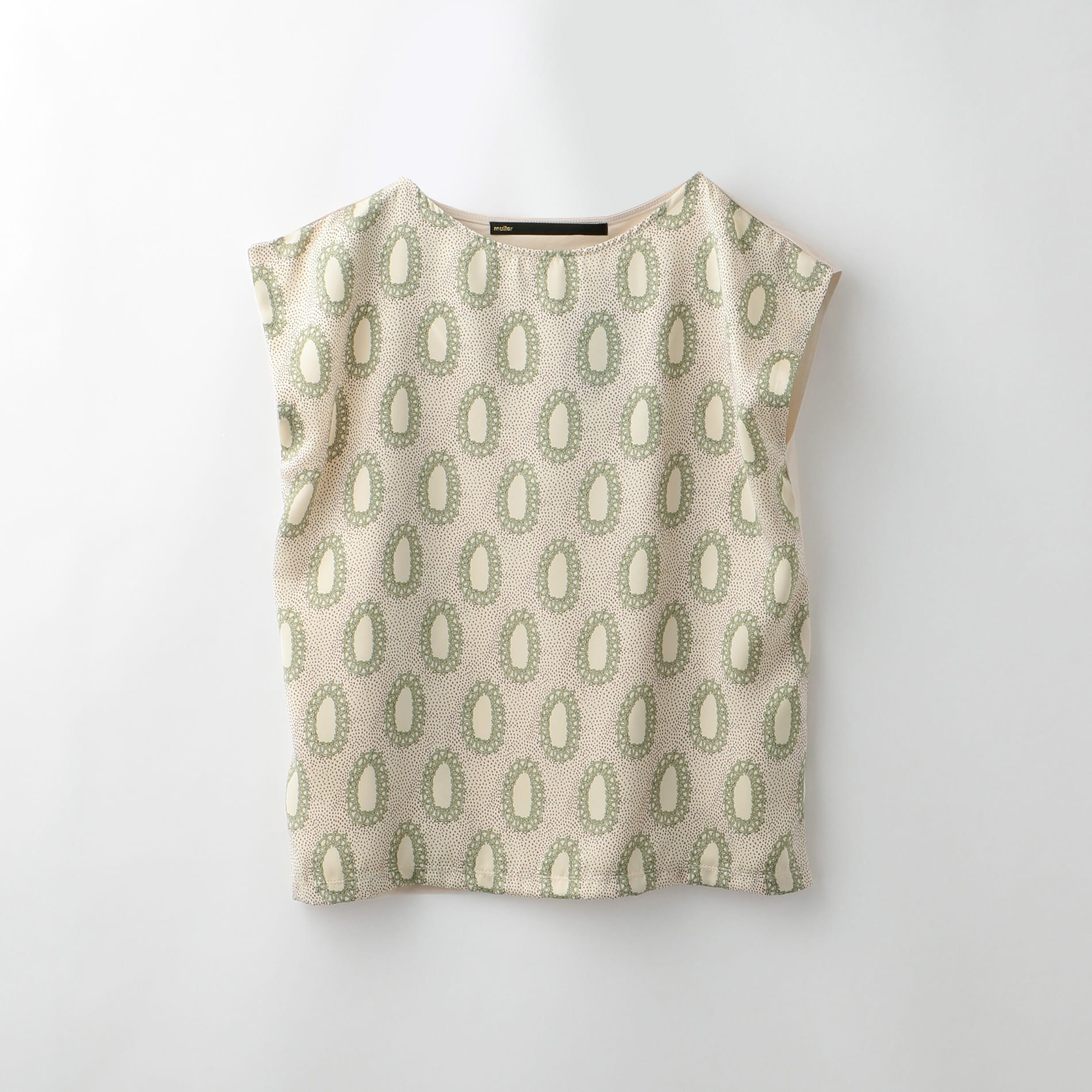 〈タイムセール〉【muller of yoshiokubo】WOMEN ミラーTシャツ MLS19102