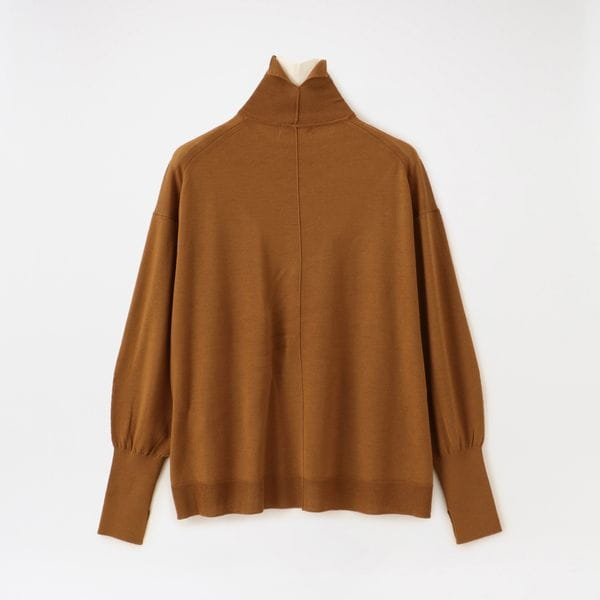 【SAYAKA DAVIS】WOMEN DOUBLE TURTLENECK LKT203-HK