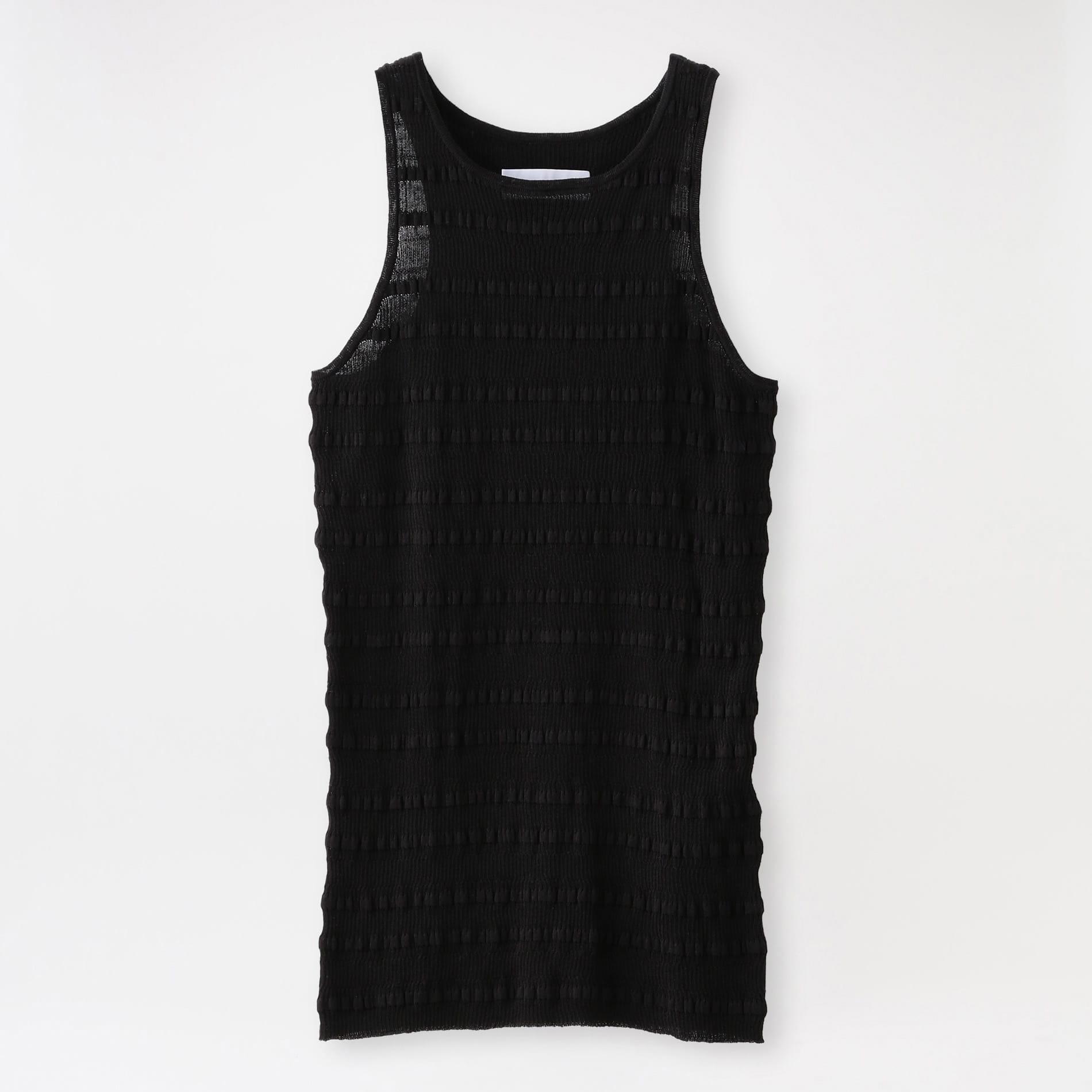 【SAYAKA DAVIS】WOMEN Knit Tanktop MKT105-BC