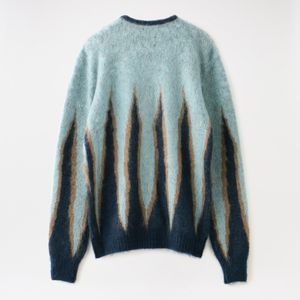 【Needles】WOMEN MOHAIR CARDIGAN FLAME HM271