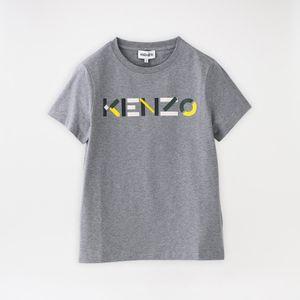 【KENZO】WOMEN KENZO LOGO MULTICO CLASSIC TS FB52TS8404SA