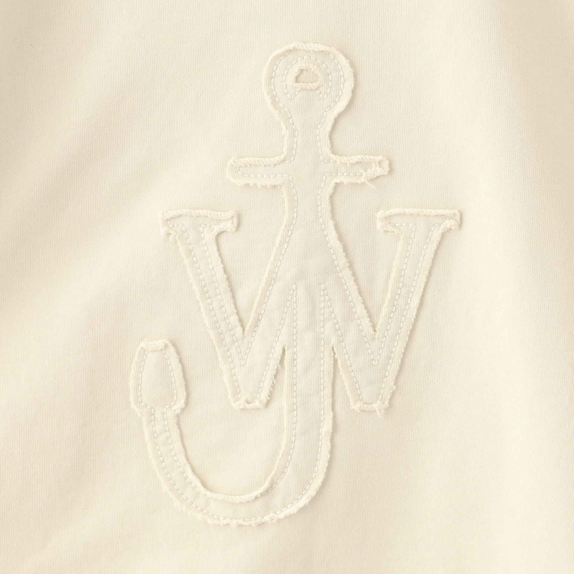 【JW ANDERSON】WOMEN TAB LOGO SWEATSHIRT JE0084-PG0313