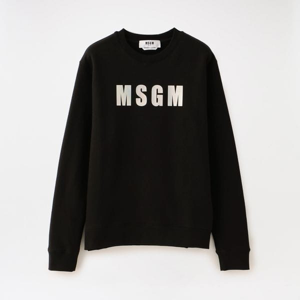 【MSGM】WOMEN スウェット 2841MDM233