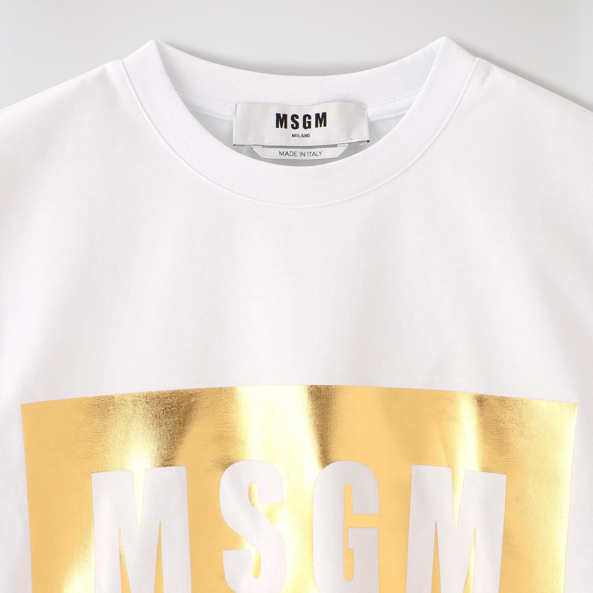 【MSGM】WOMEN T-SHIRT 2841MDM95