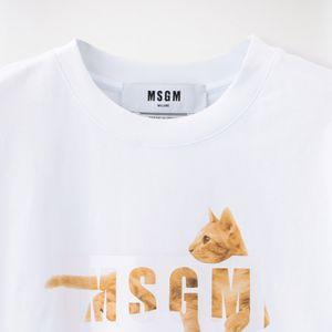 【MSGM】WOMEN T-SHIRT 2842MDM269