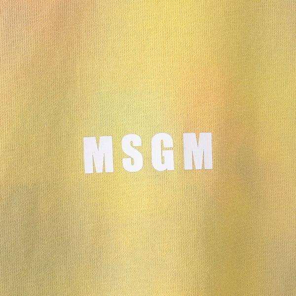 【MSGM】WOMEN Tシャツ 3041MDM179