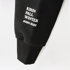 【KIRIN】WOMEN BALOON OVERSIZED CREWNECK SW KWBA003F20FLE0031018 KWBF20-014
