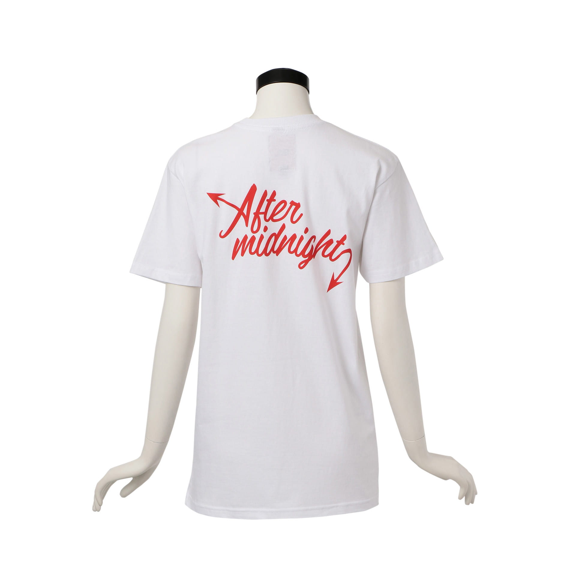 【am(After Midnight)】WOMEN Tシャツ SS19-TS011