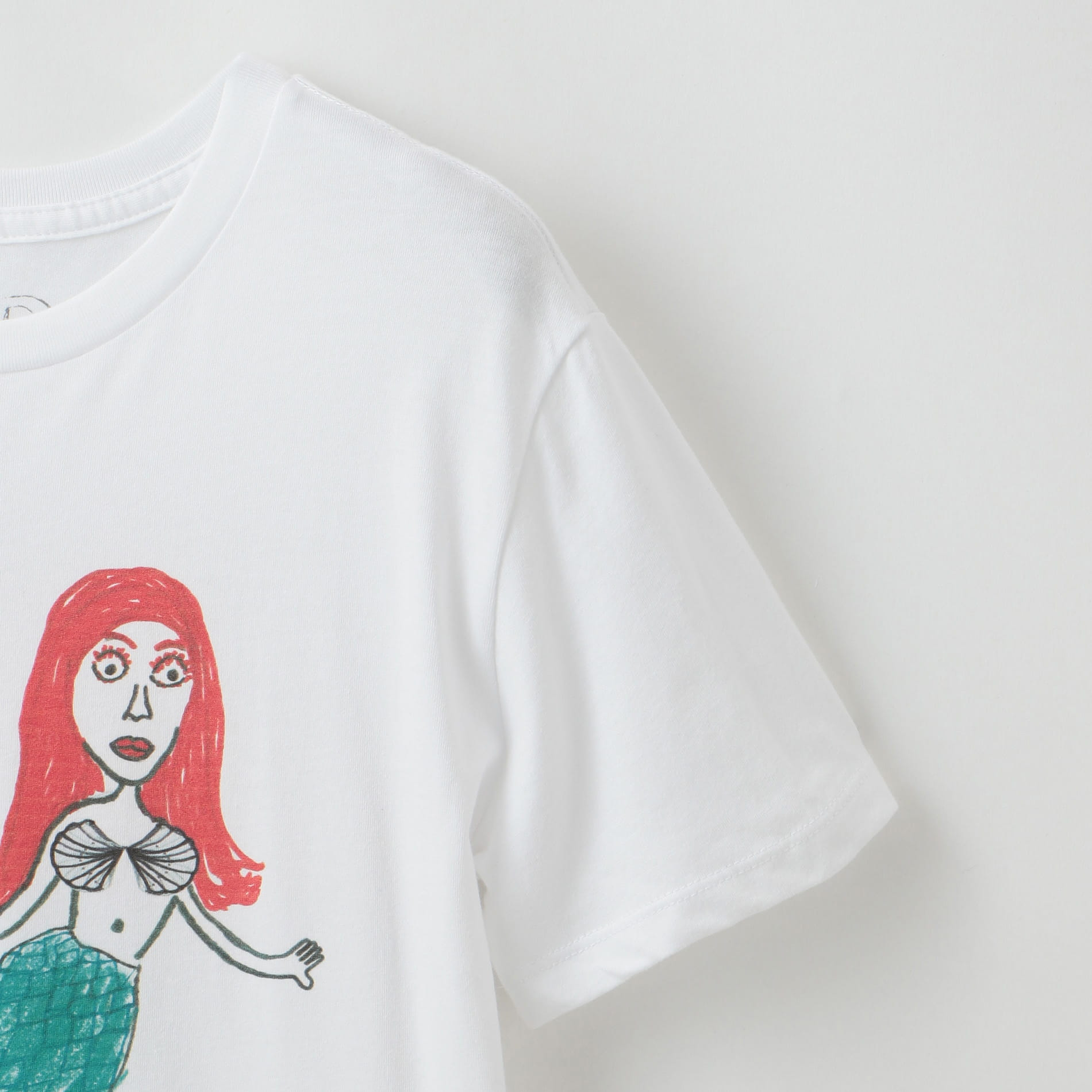 【U.P.(Unfortunate Portrait)】WOMEN Tシャツ SUSHI TIME