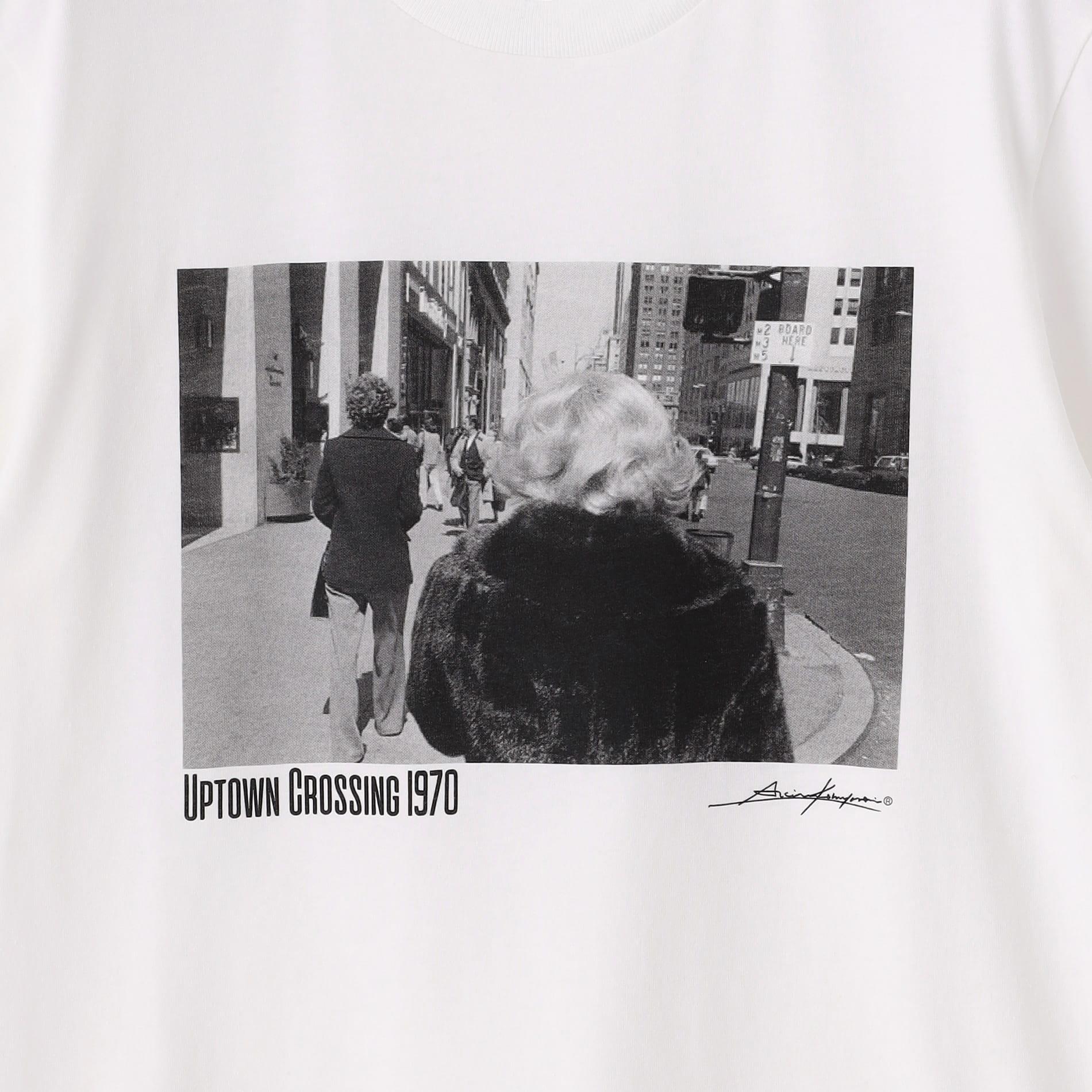 【KOBAK×LOVELESS】WOMEN EXCLUSIVE フォトTシャツ Uptown Crossing